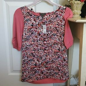 The Limited lovely floral print top